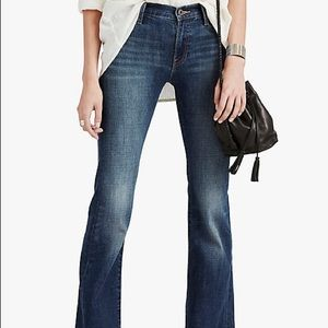 Lucky Brand Olivia Flare Jeans- Size 26